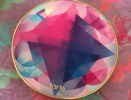 Tarte Make Believe In Yourself shadow palette, neversaydiebeauty.com