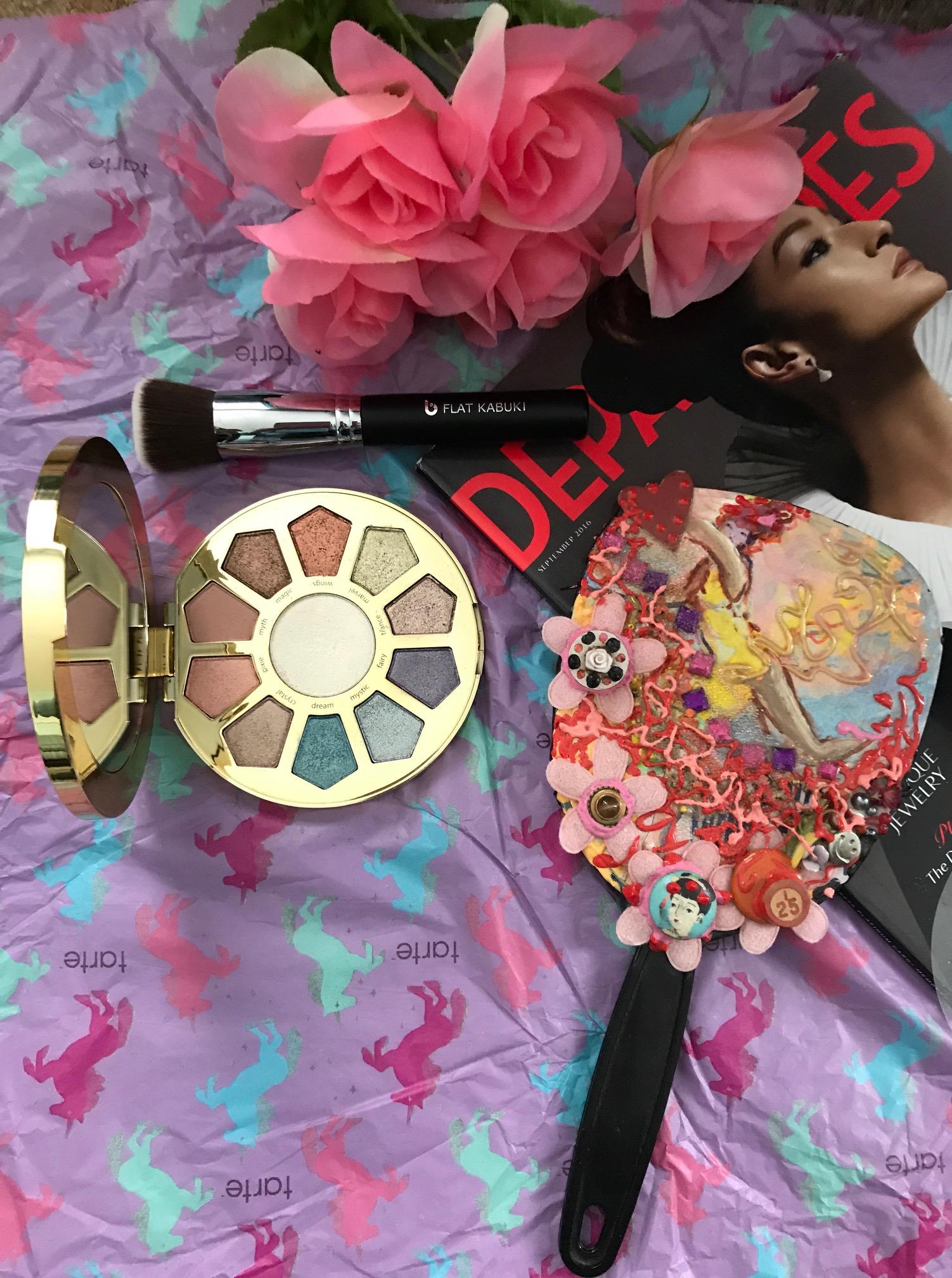 Tarte Make Believe In Yourself palette, neversaydiebeauty.com