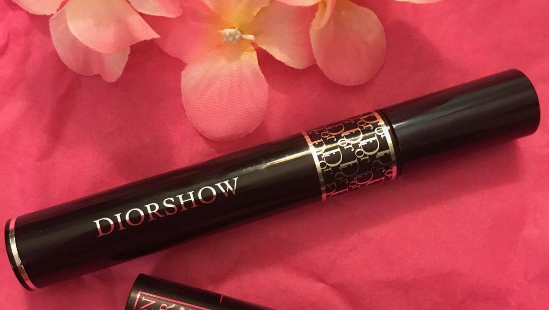 DiorShow and Lancome Monsieur Big mascara tubes, neversaydiebeauty.com