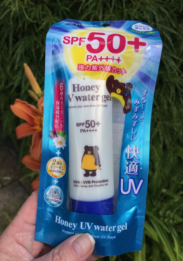 Country & Stream Honey UV Water Gel SPF 50+, neversaydiebeauty.com