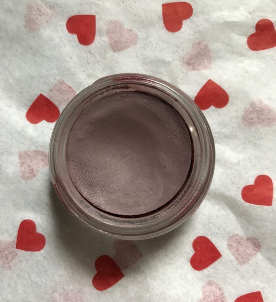 MAC Paint Pot in Stormy Pink, neversaydiebeauty.com