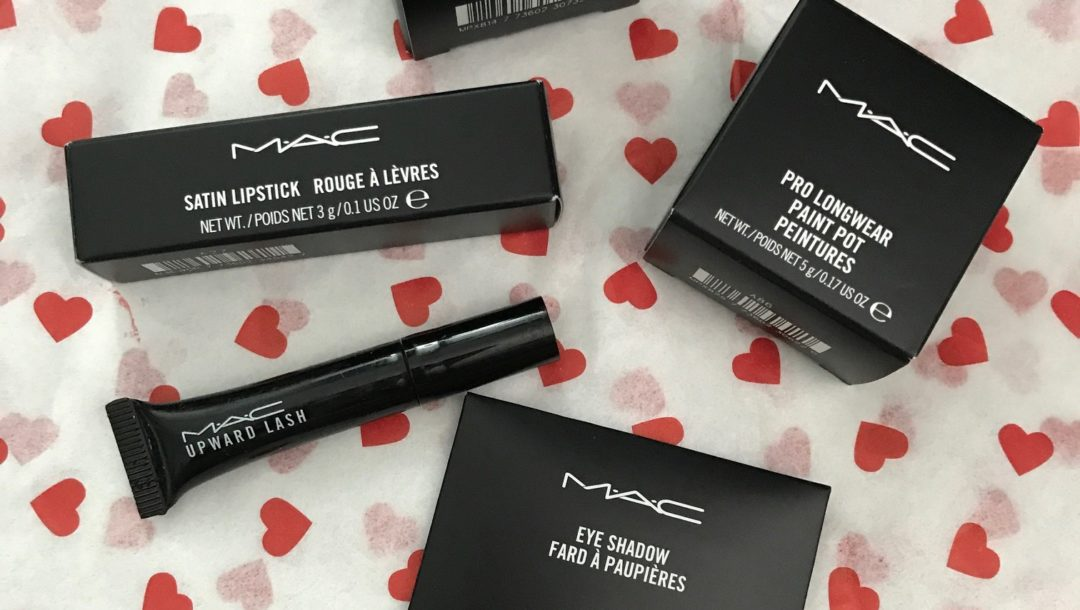mini-haul of MAC makeup, neversaydiebeauty.com