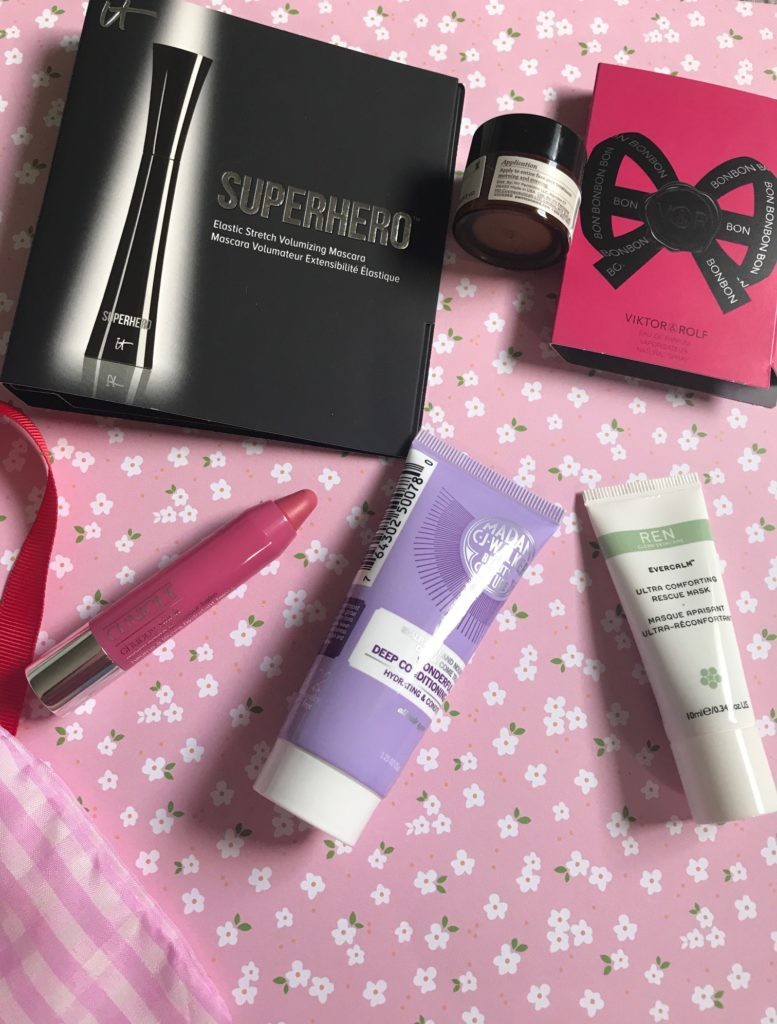 Sephora Play makeup & skincare items, July 2017, neversaydiebeauty.com