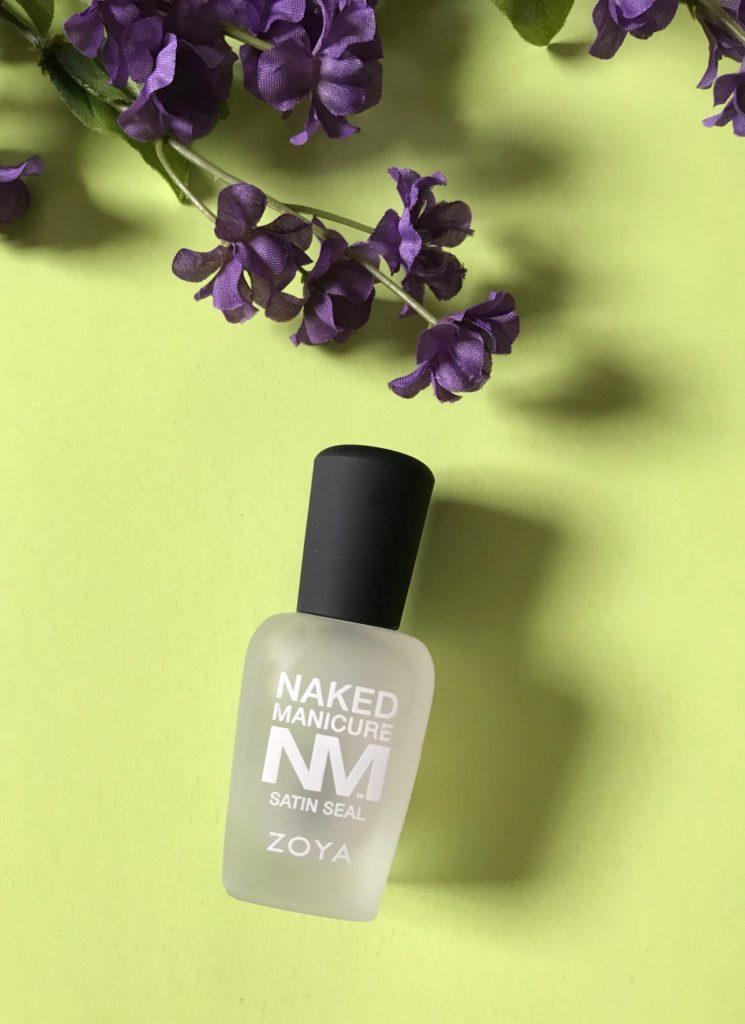 Zoya Naked Manicure Satin Seal, neversaydiebeauty.com