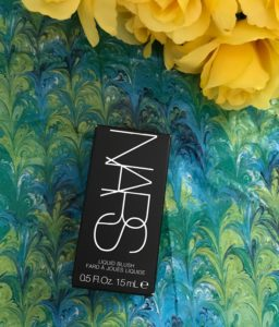 NARS Liquid Blush box, neversaydiebeauty.com