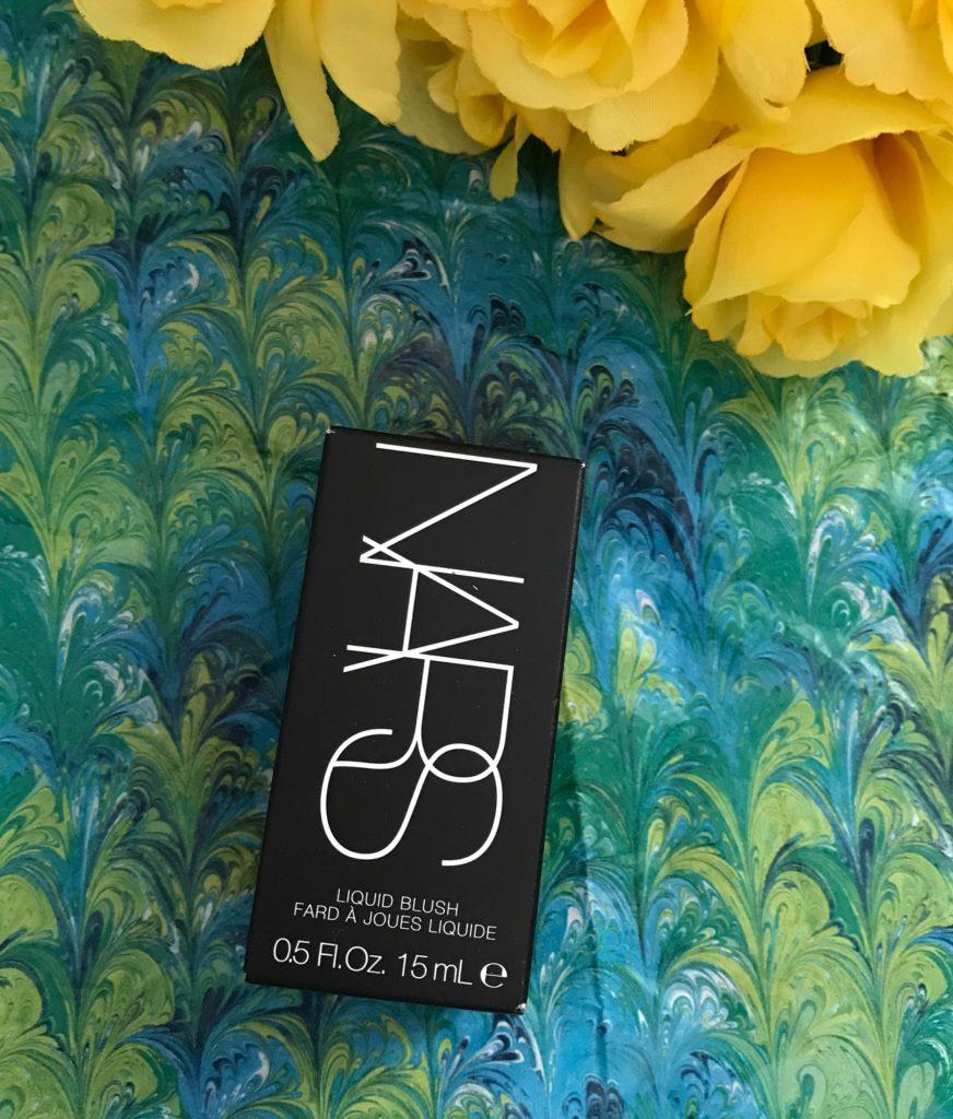 NARS Liquid Blush box, neversaydiebeauty.com
