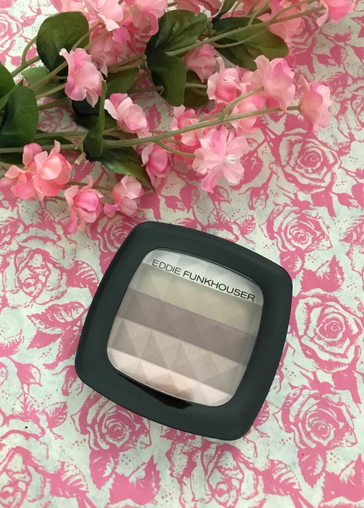Eddie Funkhouser Ultra Density Bronzer & Sculpting Powder compact, neversaydiebeauty.com