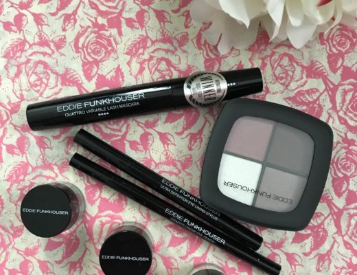 Eddie Funkhouser eye makeup, neversaydiebeauty.com