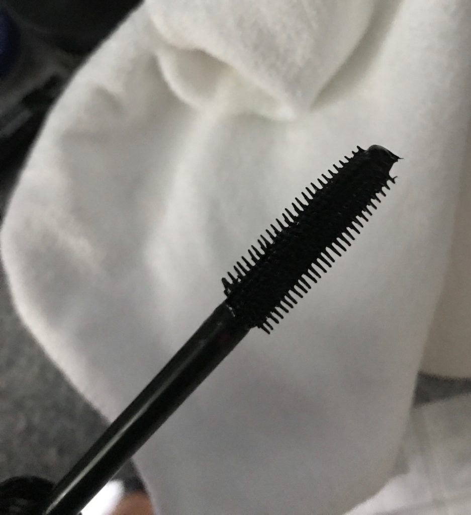 Eddie Funkhouser Quattro Variable Lash Mascara wand, neversaydiebeauty.com