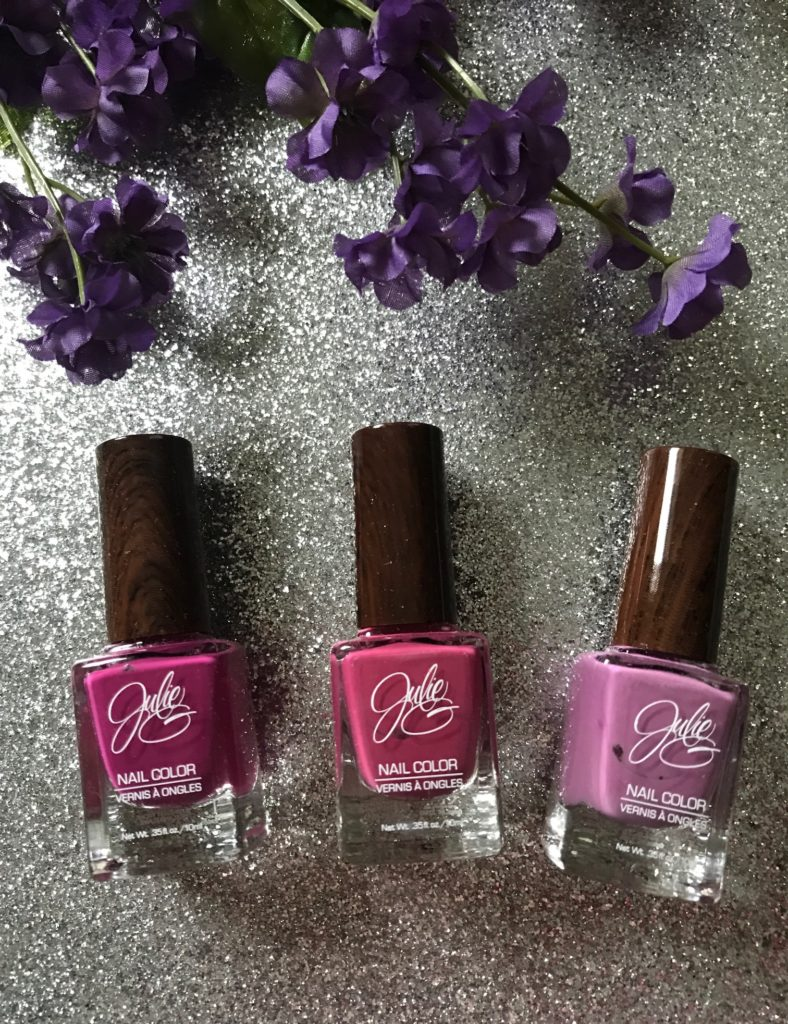 Julie G\'s Bohemian Nail Color Collection Summer/Fall 2017 – Never ...