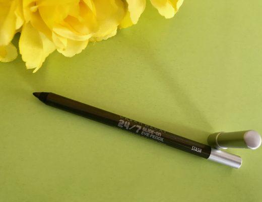 Urban Decay 24/7 Glide-On Eye Pencil, shade Stash, neversaydiebeauty.com