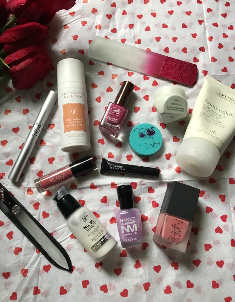 my current beauty product favorites, neversaydiebeauty.com