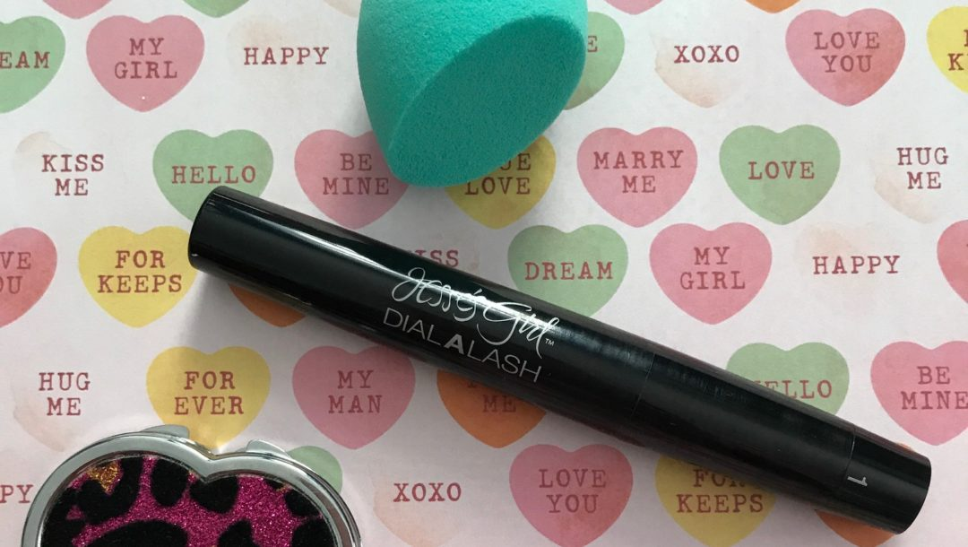 Jesse's Girl Dial-A-Lash Mascara and Latex Free Blending Sponge, neversaydiebeauty.com