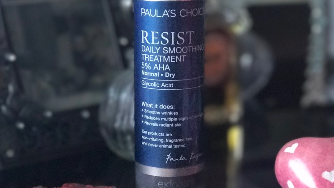 Paula's Choice Resist Daily Smoothing Treatment, neversaydiebeauty.com
