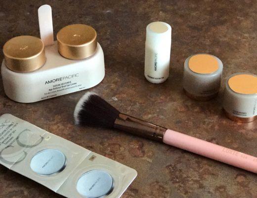 AmorePacific Future Response Age Defense Kit samples, neversaydiebeauty.com