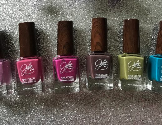 Julie G Nail Color Bohemian collection, neversaydiebeauty.com
