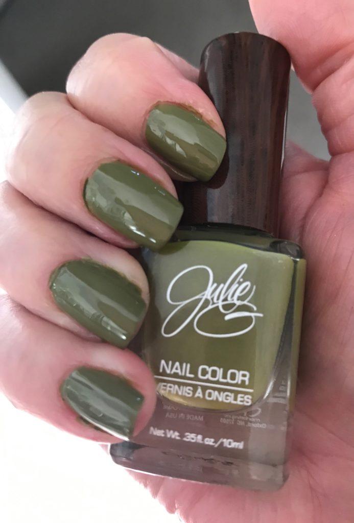 Julie G Nail Color, Bohemian collection, Eden indoor light, neversaydiebeauty.com