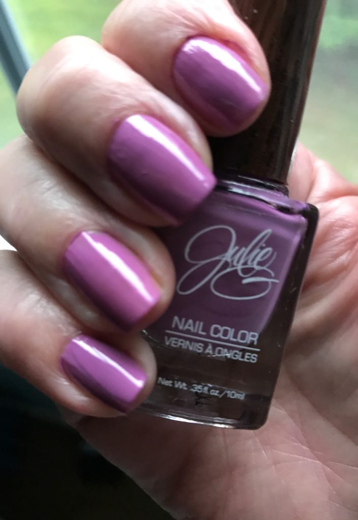 Julie G Nail Color, Bohemian collection: Harmony, neversaydiebeauty.com