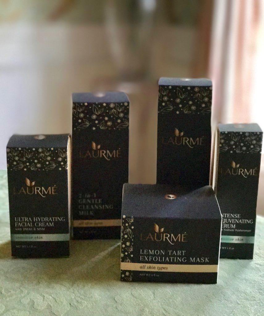 Laurme Sensitive Skin Collection, neversaydiebeauty.com