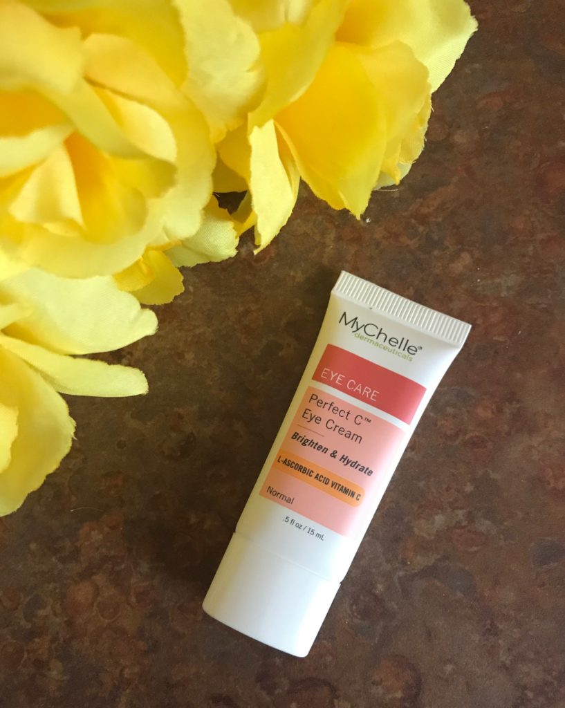 MyChelle Perfect C Eye Cream, neversaydiebeauty.com