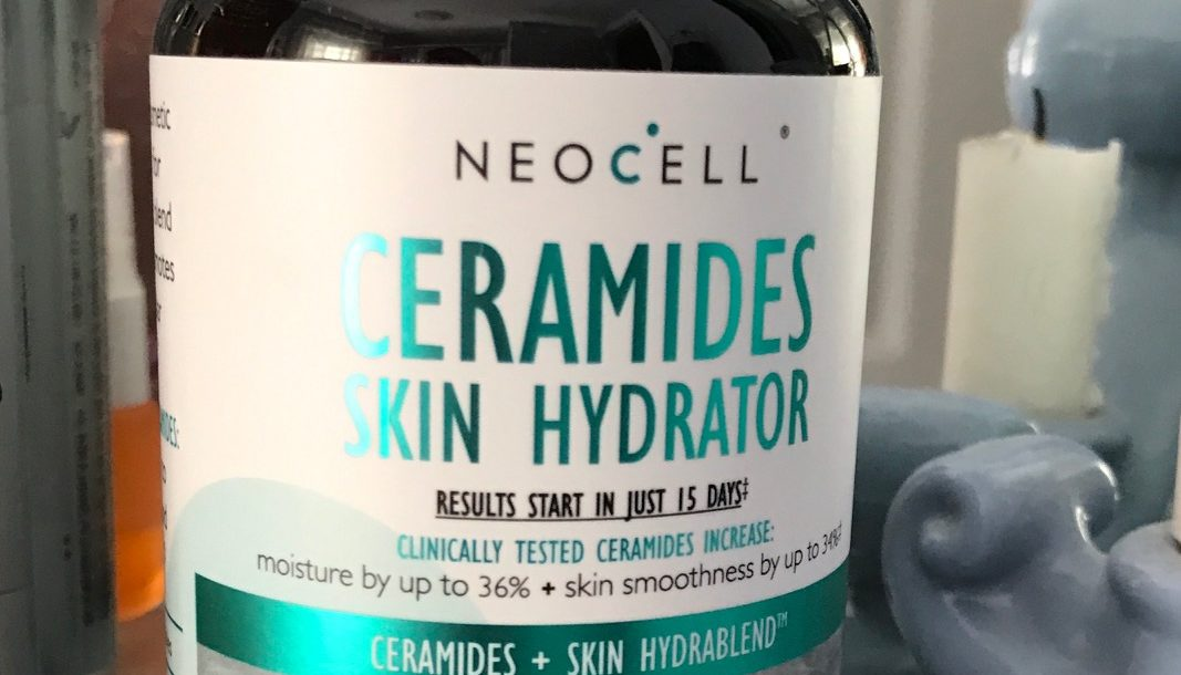 NeoCell Ceramides Skin Hydrator bottle, neversaydiebeauty.com