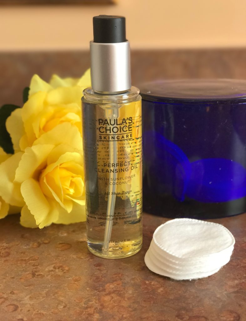 Paula's Choice Perfect Cleansing Oil, neversaydiebeauty.com