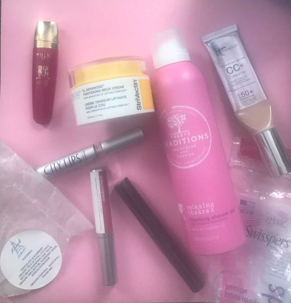 empty beauty products from September 2017, neversaydiebeauty.com
