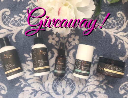 giveaway Laurme Sensitive Skin Collection, neversaydiebeauty.com
