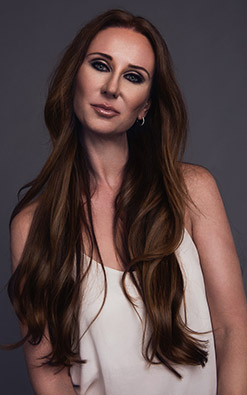 Katharine Grimmer, own of LotusRx Hair Solution
