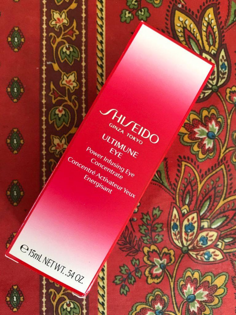 Shiseido Ultimune Power Infusing Eye Cream, neversaydiebeauty.com