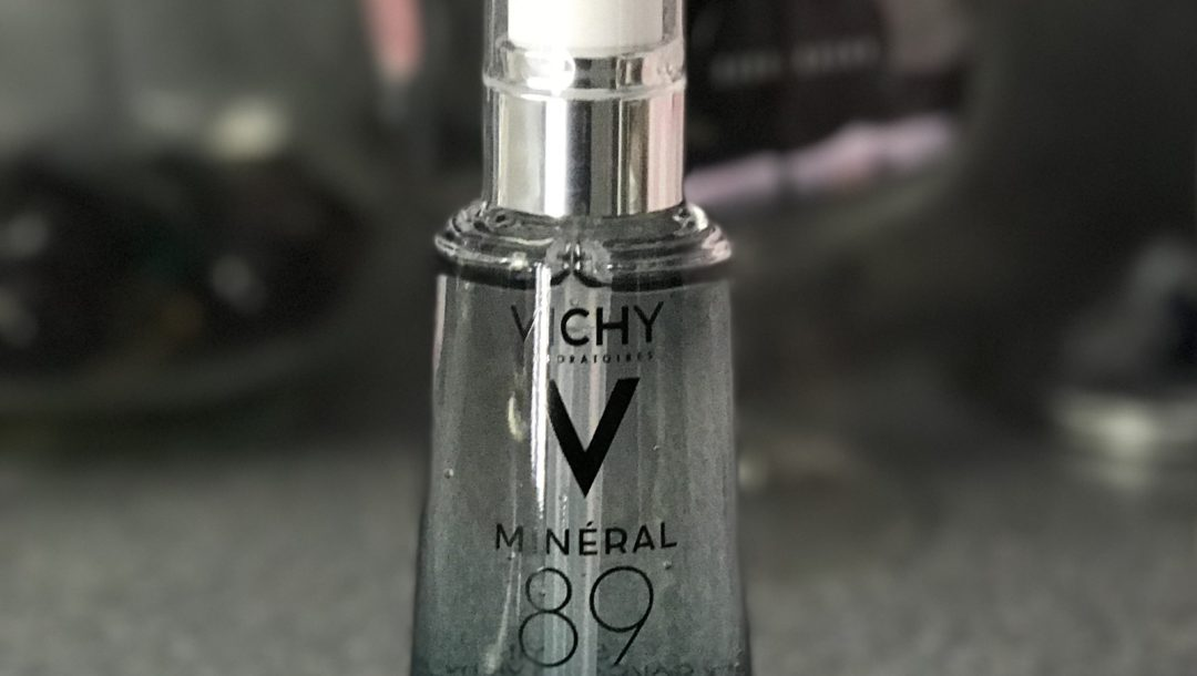 Vichy Mineral 89 bottle, neversaydiebeauty.com