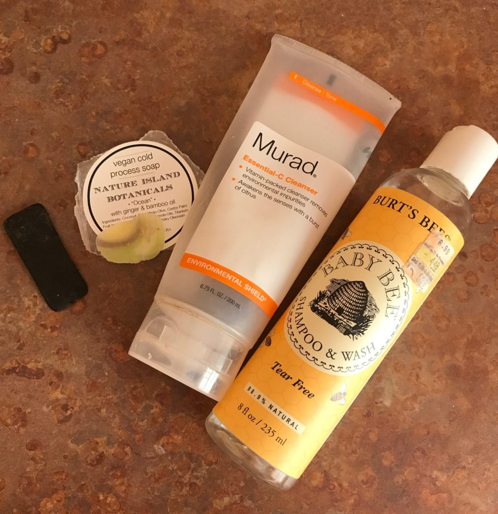 empty cleansers, October 2017, neversaydiebeauty.com