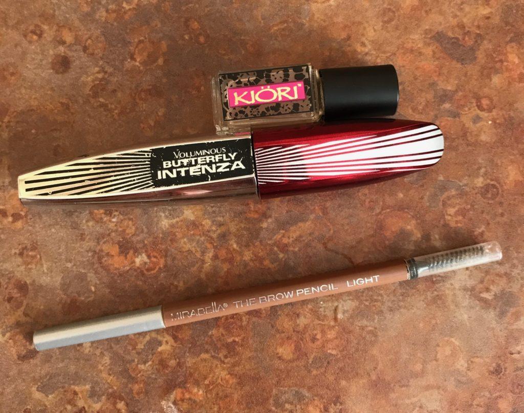makeup and perfume empties October 2017, neversaydiebeauty.com