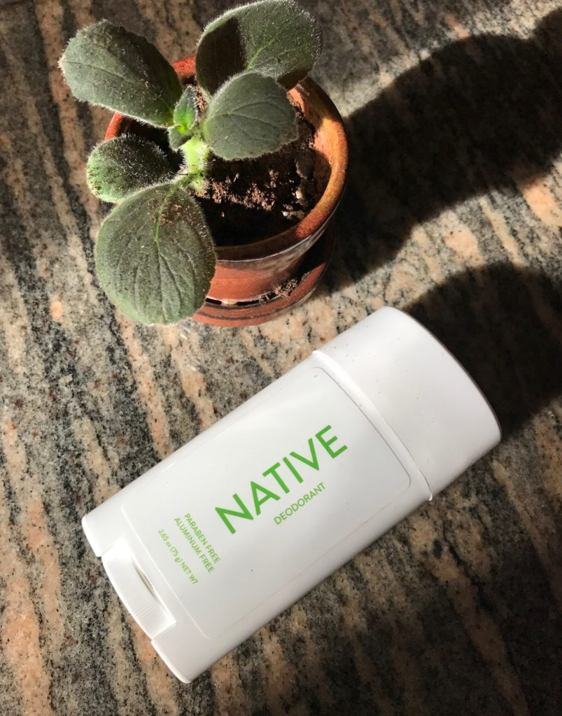 Native natural deodorant in full size, neversaydiebeauty.com