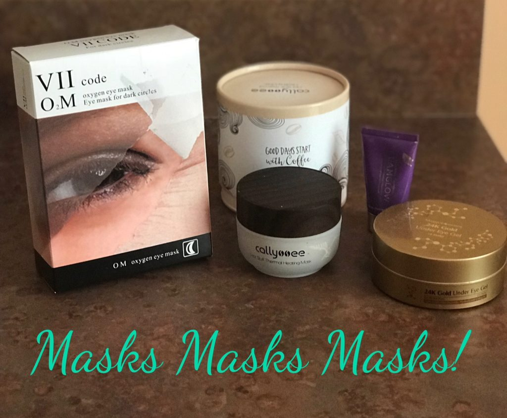 eye and face masks, neversaydiebeauty.com