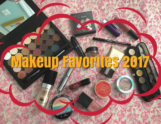 my makeup favorites for 2017, neversaydiebeauty.com