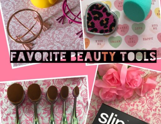 my favorite beauty tools for 2017, neversaydiebeauty.com