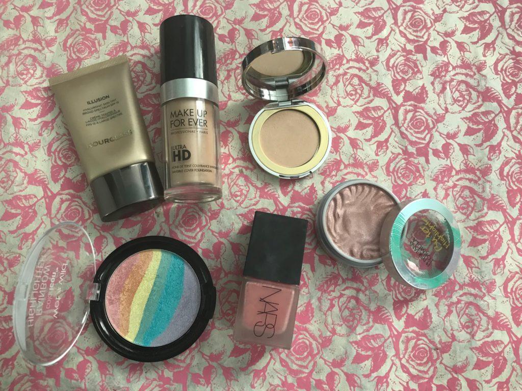 face makeup favorites 2017, neversaydiebeauty.com