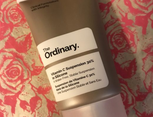 The Ordinary Vitamin C Suspension 30% in Silicone tube, neversaydiebeauty.com