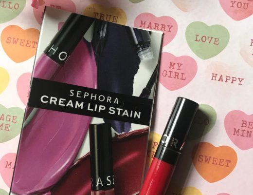 Sephora Cream Lip Stain mini, Always Red, neversaydiebeauty.com