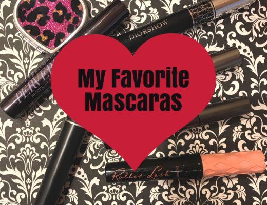 my favorite mascaras, neversaydiebeauty.com